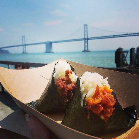TANAYAS TABLE San Francisco Sushi Golden Gate Bridge