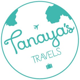 Tanaya's Travels Logo