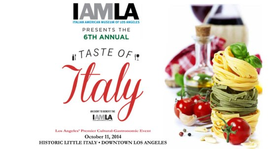 Taste of Italy Los Angeles