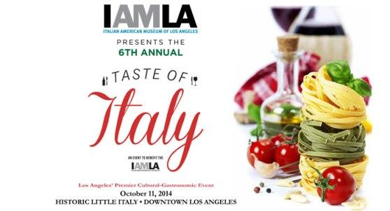Taste of Italy Los Angeles