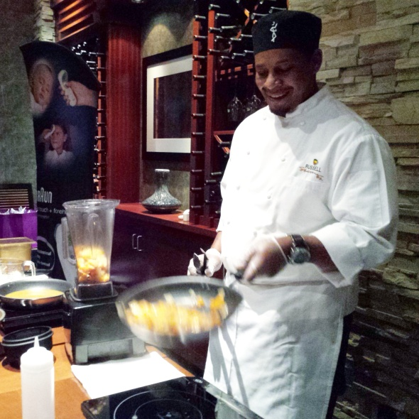 TT Seasons 52 chef demo 1