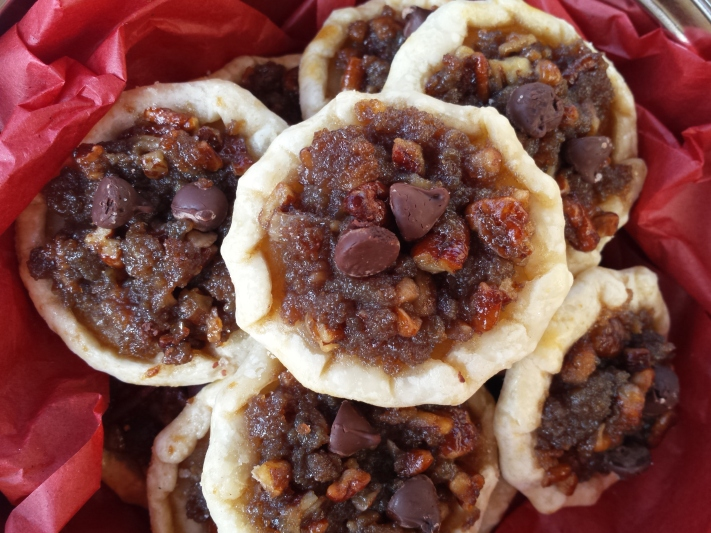 Tanayas Table Bourbon Pecan Pie Cookies 1