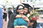 Ma and Me USC Graduation