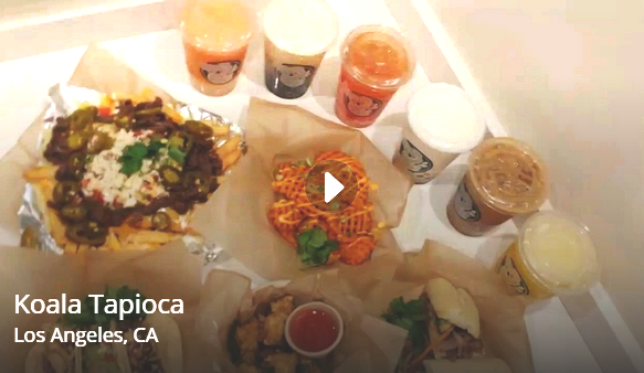 Check out the one-minute video for the inside scoop (and sip!) on the hottest new cafe in Westwood.