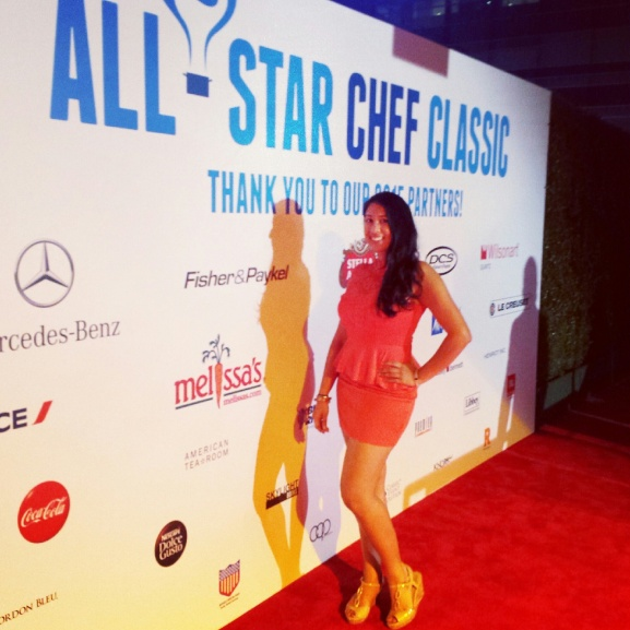 Tanayas Table All Star Chef Classic - Red Carpet 2