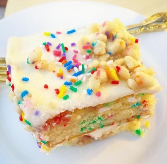 Happy birthday, MasterChef! Cake by Momofuku Milk Bar.