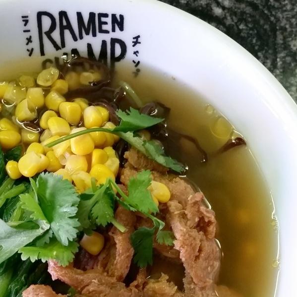 Ramen Champ Noodles vegan
