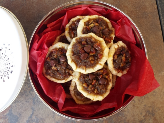 Tanayas Table Bourbon Pecan Pie Cookies 2