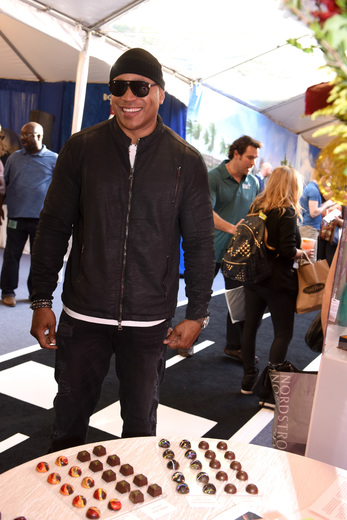 Tanaya's Table GRAMMY LL Cool J WireImage