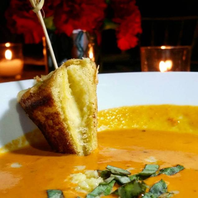 Tanaya's Table Love Pop Up Dinner Soup