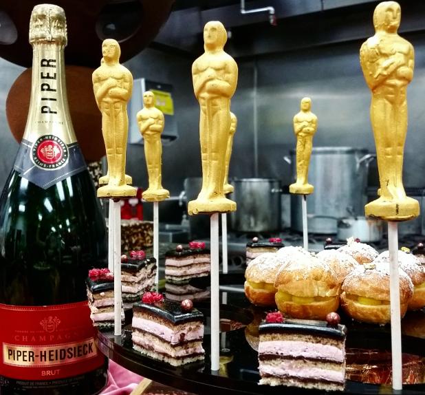 Tanaya's Table Wolfgang Puck Oscars Desserts